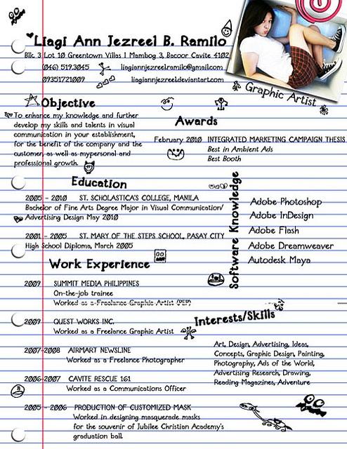 21 best Creative cv images on Pinterest Creative resume, Resume