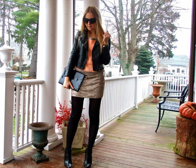 Style & Glaze: New Year's Look with Designroom