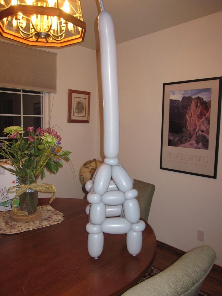 Balloon Eiffel Tower Party Ideas Pinterest