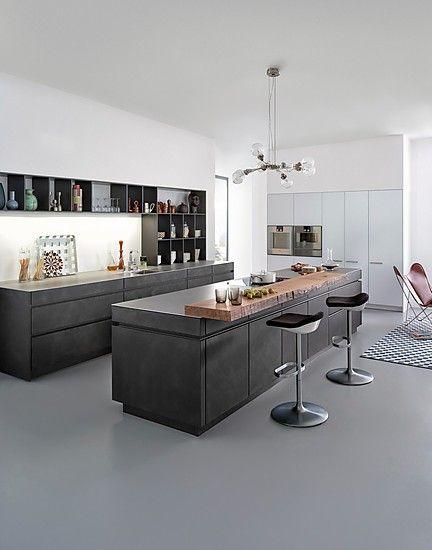 83 best Home images on Pinterest Kitchen modern, Home ideas and - küche holz modern