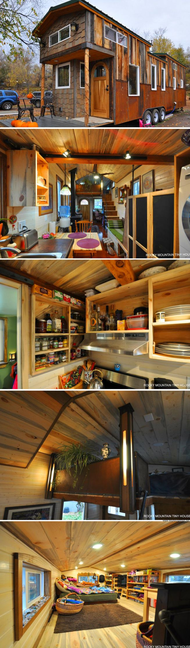 f57bd9d50978ca5c8e584e93d80e1c48  mountain tiny house mobile tiny house Genial Hellviolette Schlafzimmerideen Phe2