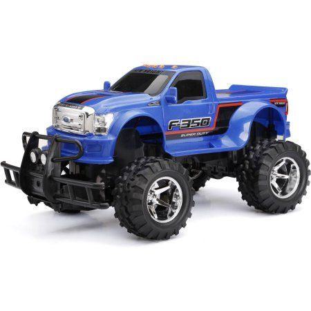 New Bright 1:15 Ford F-350 Vehicle Radio Controlled Car, White
