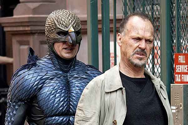 Michael Keaton plays Riggan Thomson. He has no previous Oscar nominations.