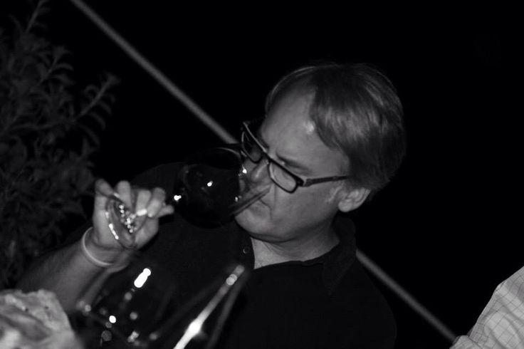 #barolonight14 Mr James Suckling