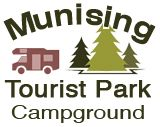 Munising MI, Tourist Park Camp Ground 3m W of Munising along Lake Superior. $25 - $39 per Site depending on amenities