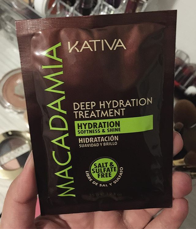 Kativa Natural Made In Peru. Γίγας φακελάκια βαθειάς θεραπείας των 35 γρ γιά γιγάντιες απολαύσεις στα μαλλιά σας! Ζητήστε τα απο τον κομμωτή σας! Οί δικές σας φωτογραφίες!