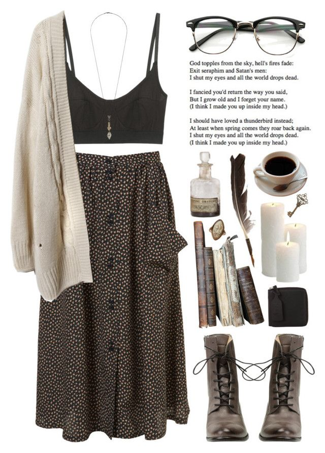 """""""Poetry by candlelight"""" by ctodtims ❤ liked on Polyvore featuring Base Range, Frye, Topshop and Acne Studios"""