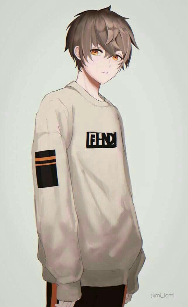 Hoodie Boyyyyyoooo Anime Drawings Boy Cute Anime Guys Handsome