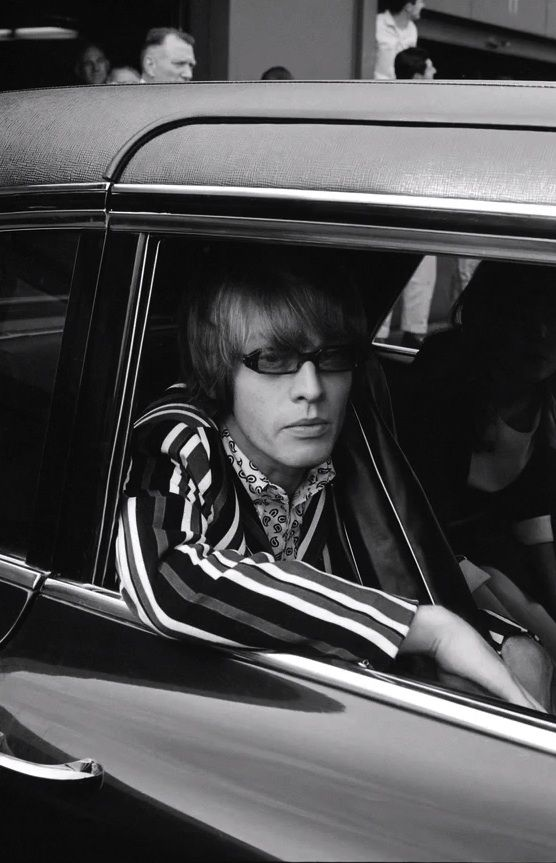 Brian Jones photographed by Linda McCartney