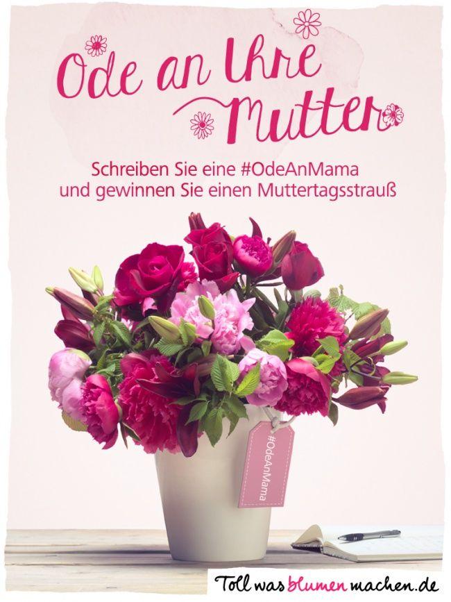 Ode an Mama! #muttertag #blumen #flower #twbm #mutter