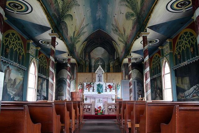 St. Benedict's Catholic Church, Kona, Hawaii