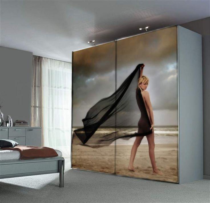 15 best Bedroom images on Pinterest Bedrooms, Canvas art - tapeten fürs schlafzimmer