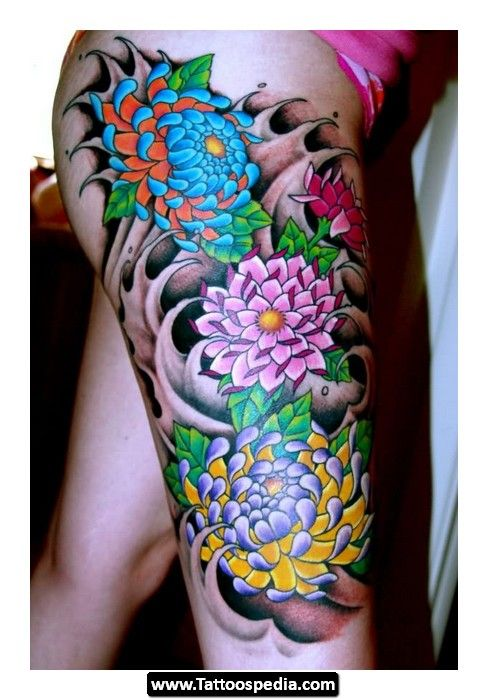 25 best images about windbars on pinterest traditional for Japanese wave and flower tattoo