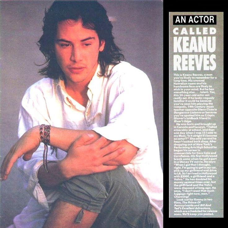 Keanu Reeves Girlfriend 2013 | An Actor Called Keanu Reeves