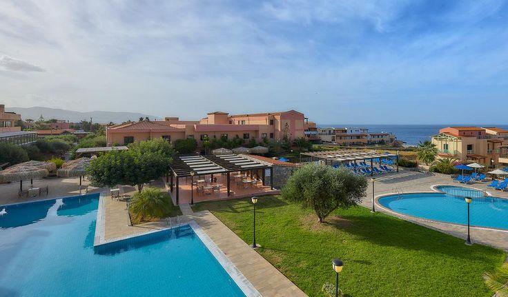 Voyage Crète Carrefour Voyages, promo séjour Sissi pas cher à l'Hôtel Sentido Vasia Resort & Spa 5* prix promo Voyages Carrefour à partir de 599,00 € TTC au lieu de 999 €
