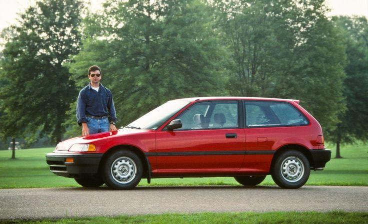 1988 Honda Civic DX pictured