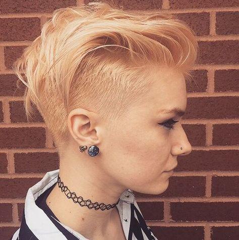 Pretty short haircuts for fine hair - Short hairstyle photos