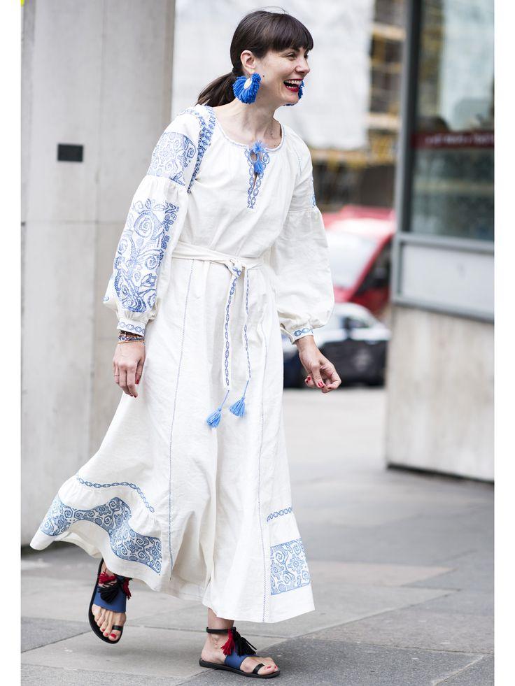 今から夏まで活躍! トレンド大本命、白ワンピースの着こなし術。 | FASHION | ファッション | VOGUE GIRL