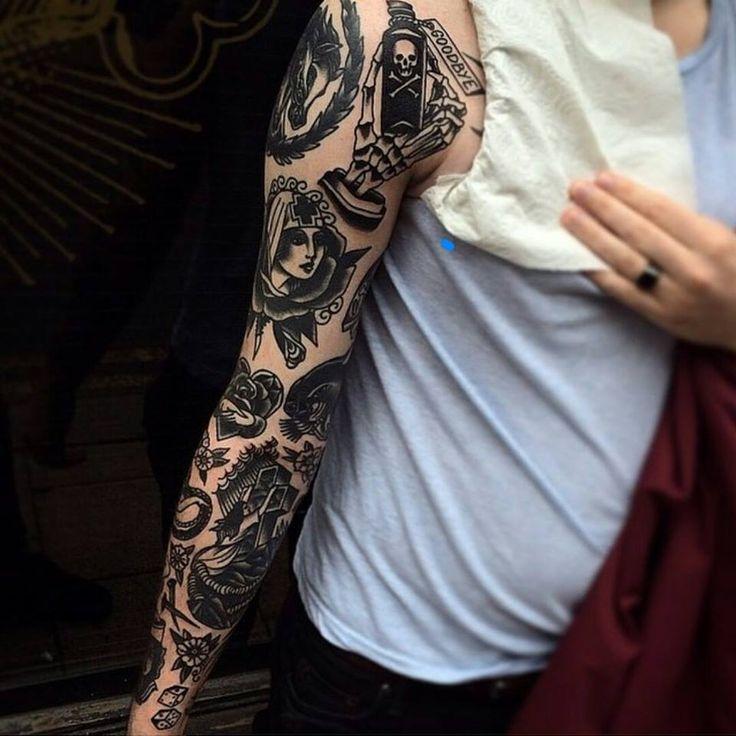 Fechamento de braço