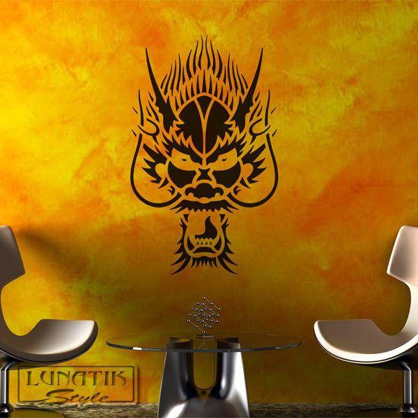 die besten 17 ideen zu drachenkopf auf pinterest drachen goldener drache und drache. Black Bedroom Furniture Sets. Home Design Ideas