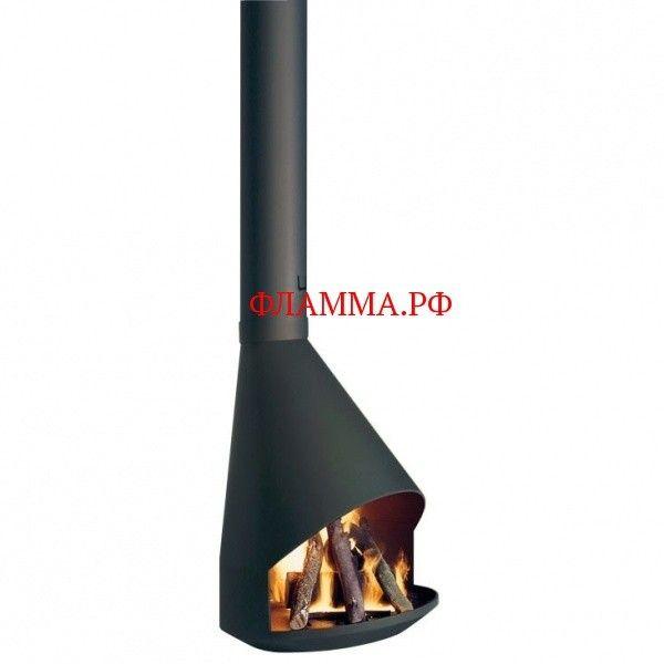Камин Hera чёрный (Traforart) на печном складе ФЛАММА    КАМИН HERA, ЧЕРНЫЙ (TRAFORART)   Центральный подвесной открытый камин. Возможна установка системы вращения (опция).     Мощность: 6 кВт    ДОПОЛНИТЕЛЬНО:              Фото       Описание                  Дополнительная труба внешнего кожуха, 1 метр, черная                  Телескопический элемент для наклонного потолка, черный                  Листовое покрытие для пола круглое                  Система…