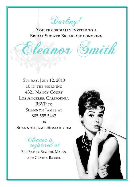 Tiffany Wedding Invitation as beautiful invitation template