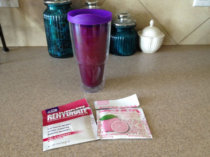 Best raspberry lemonade EVER! Red Raspberry Rehydrate + Pink Lemonade Spark = refreshing energy and rehydration! Order your Advocare products at http://www.advocare.com/150128273