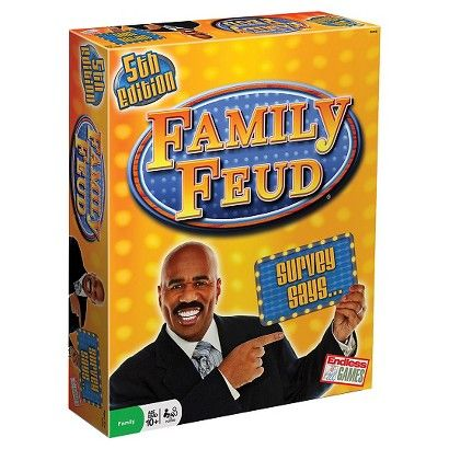 Family Feud 5th Edition Suggested Price $14.99