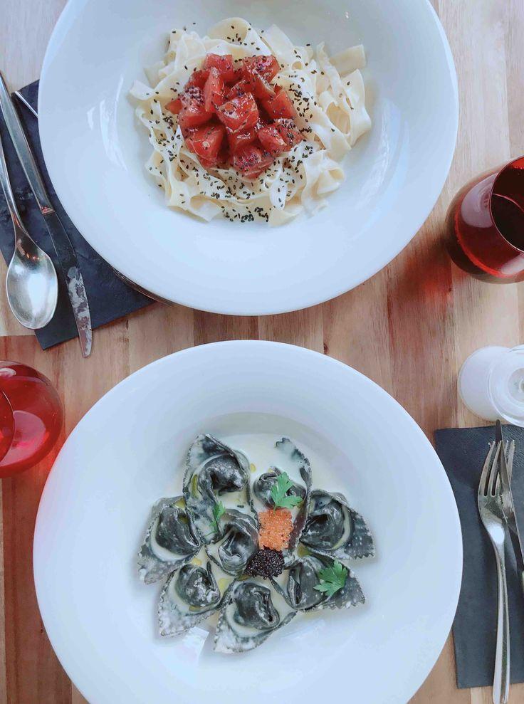 Fabbrica Pasta - Italian Restaurant in Geneva - Restaurants in Geneva - Geneva lifestyle blogger