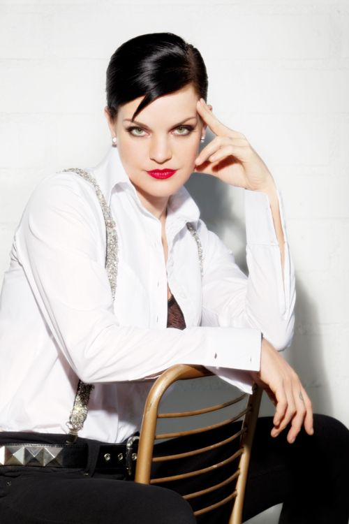 pauley perrette luv this