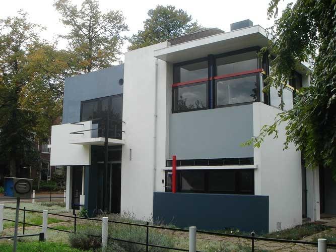 Rietveld Schröderhuis in Utrecht