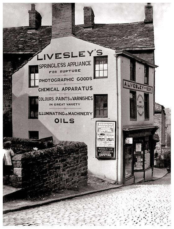 Old New Mills