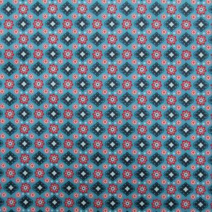 Tissu coton pvc Mary