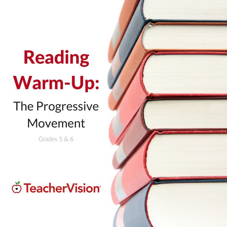 """Students read about the Progressive Movement and """"The Age of Reform"""" in this printable reading warm-up. After reading the American history text, students answer reading comprehension questions. (Grades 5 & 6 - useful for Presidents' Day and history lesson planning.)"""