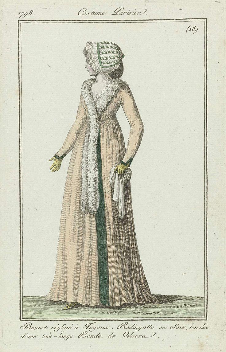 Journal des Dames et des Modes: Ladies' Fashion, Anonymous, 1798