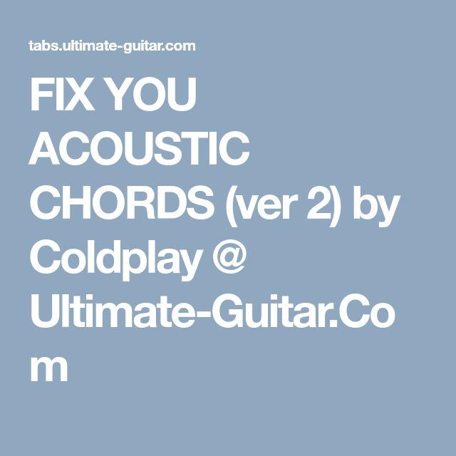 Coldplay – Fix You Lyrics | Genius Lyrics