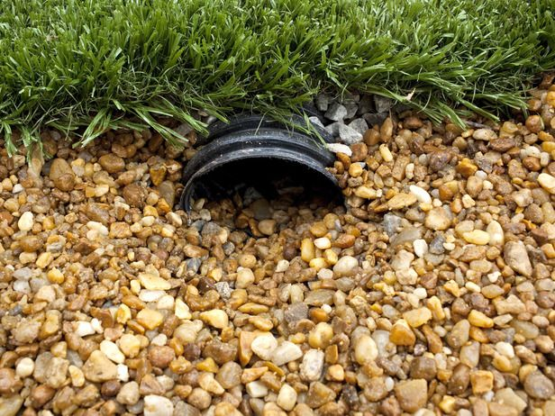 how to install french drains french drain french and how to build
