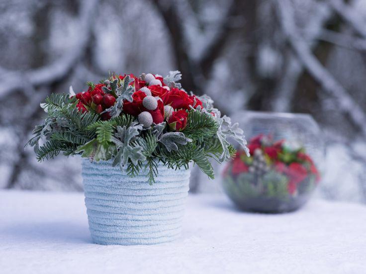 зимние композиции для украшения свадебных столов flowers for wedding tables decor