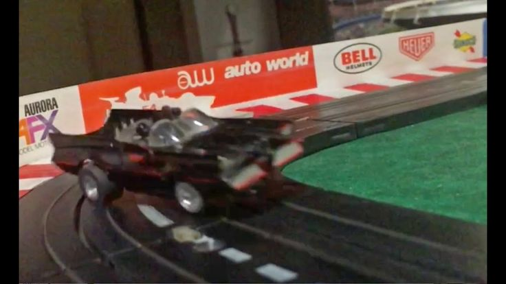 """Slip Slidin Away - HO Slot Car Racing the Way it Used to Be! (""""A Salute to T-Jets"""")"""
