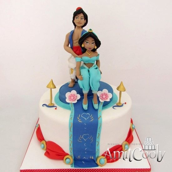 112 Best Images About Aladdin And Jasmine Cake On