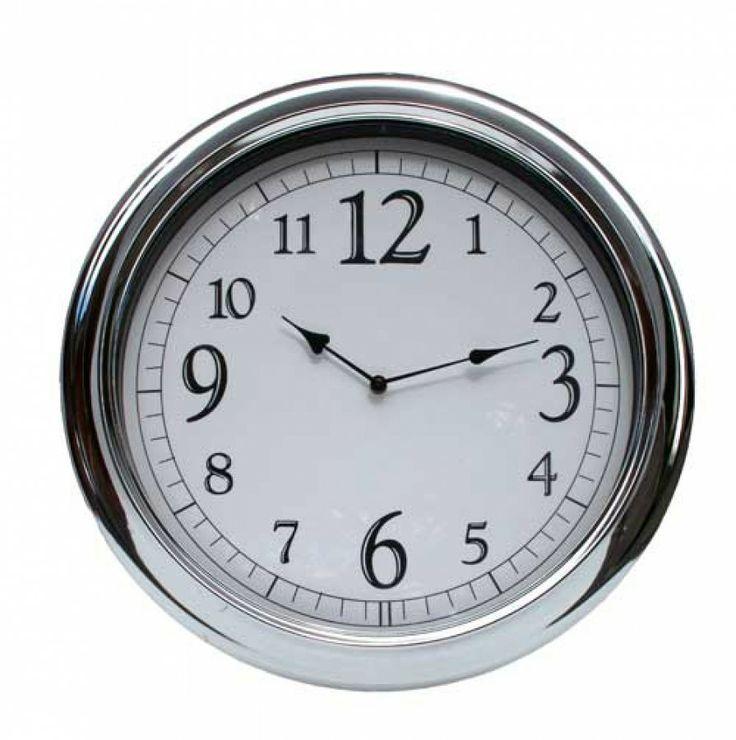 Dimensions: 51x51x6 cm large hanging clock $55 + GST