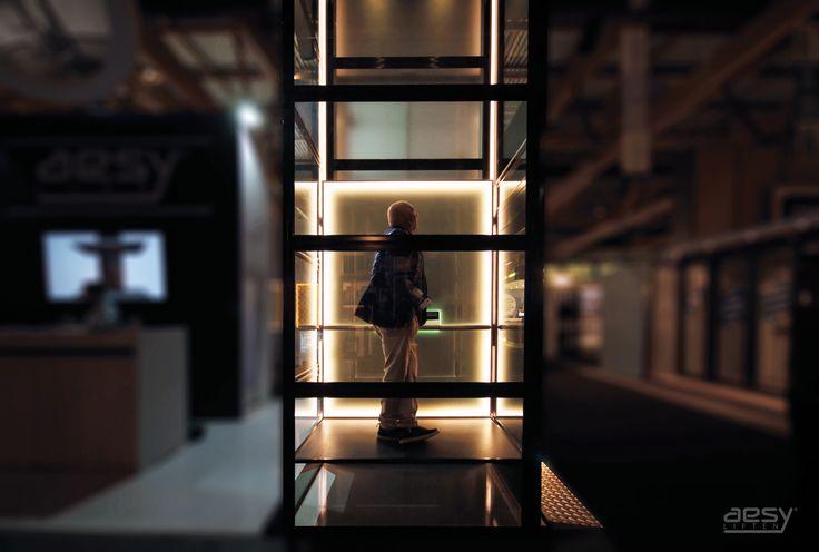 Moodwall - indirect lighting