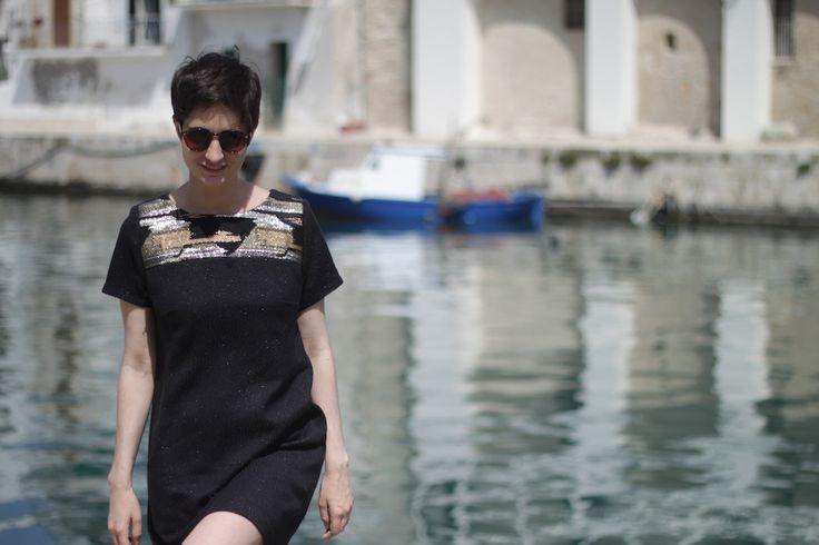 Robe Xerea patron de couture de Pauline Alice, blog Annie Coton  Xerea dress - Pauline Alice sewing patterns