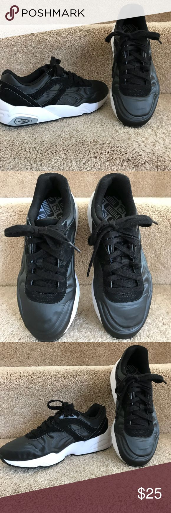 PUMA Size 6.5 Ladies Sneakers Worn a few times but still like new. Comes from smoke/pet free home. I ship quickly! Puma Shoes Athletic Shoes
