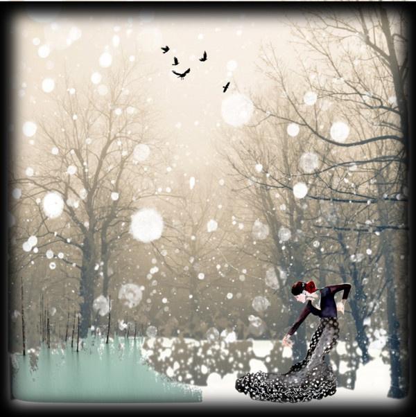 """""""Winter Wonderland"""" by debquigg on Polyvore"""