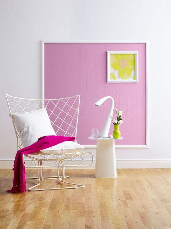 67 besten Kreative Wandgestaltung Bilder auf Pinterest Kreative - wandgestaltung mit tapeten