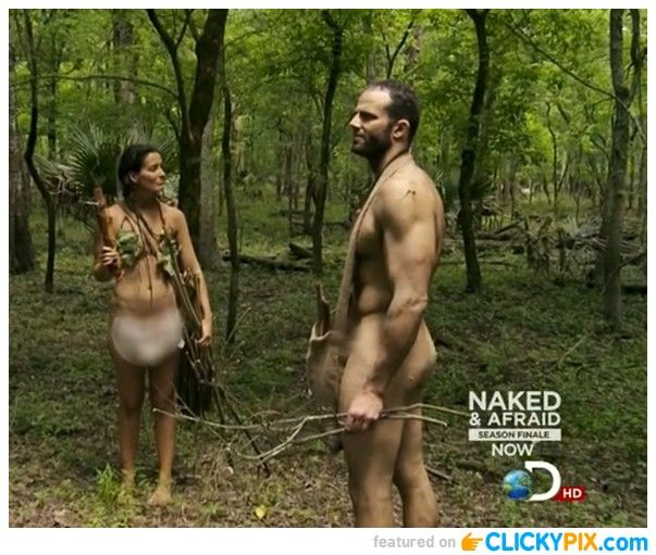 Naked And Afraid Show Tumblr