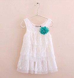 Infant Baby Girls Lace Dresses Children Clothing For Summer Kids Princess Flower Tutu Dresses-in Dresses from Mother & Kids on Aliexpress.com | Alibaba Group