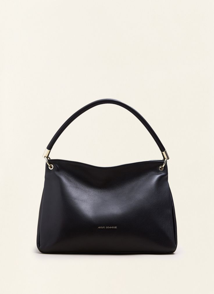 Ladybag de piel anilina - Ver todo | Adolfo Dominguez shop online