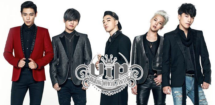 BIGBANG ♡ G-Dragon , Daesung , TOP , Seungri , and Taeyang from YGEX and VIP Japan's websites